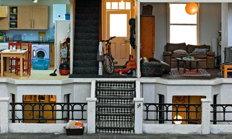 Interiors: Living doll's house | Life and style | The Guardian