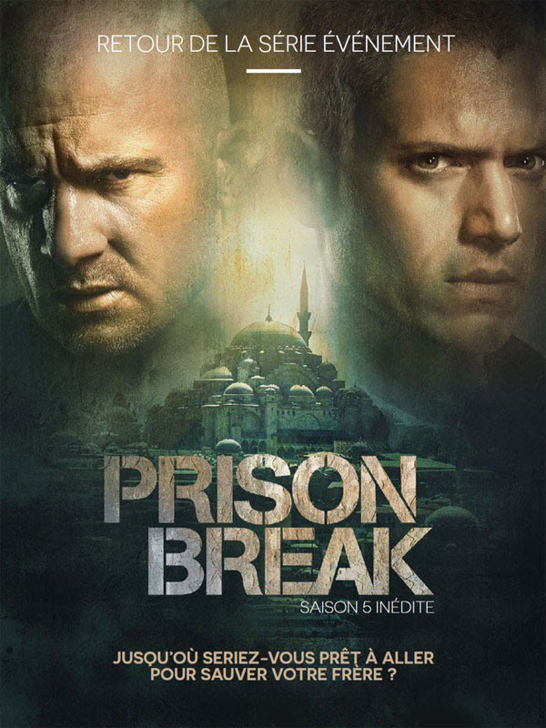Image result for prison break saison 5