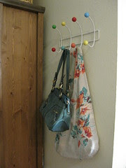 Eames Inspired Coat Rack