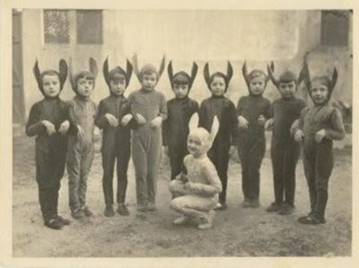 Vintage Rabbit Children
