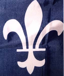 drapeau québécois