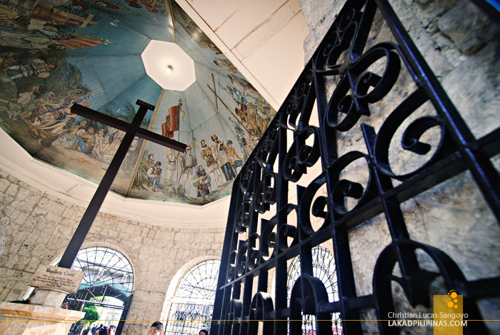 The Magellan Cross at Cebu City