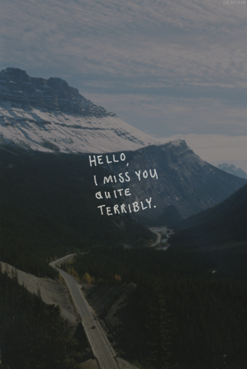 I Miss You Terribly Pictures Photos And Images For Facebook