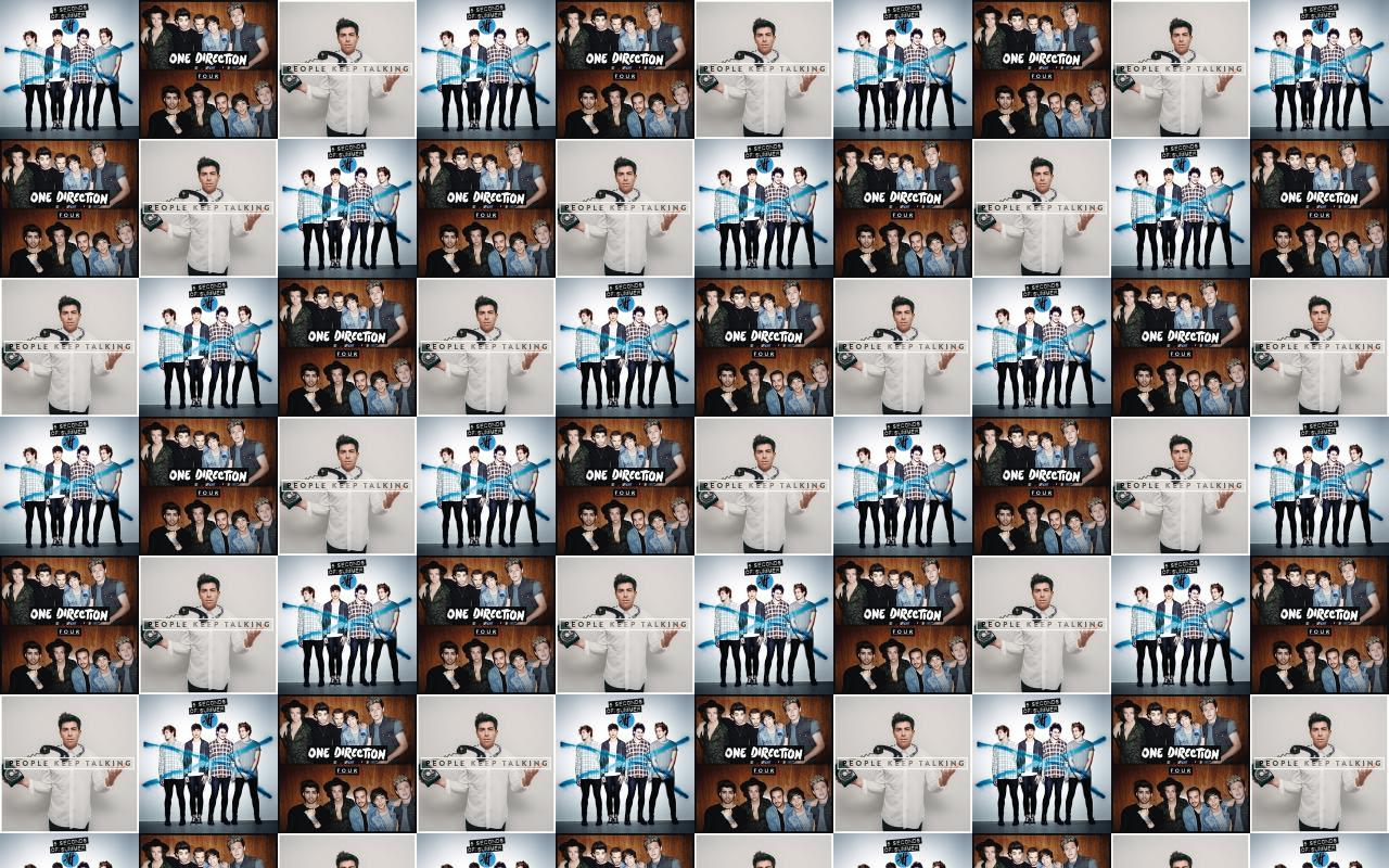 5 Seconds Summer 5 Seconds Summer One Direction Wallpaper Tiled