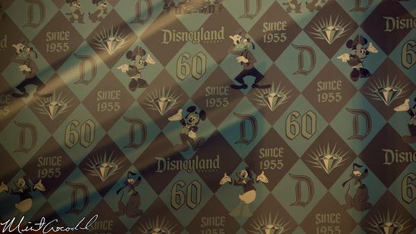 Disneyland Resort, Disney California Adventure, Buena, Vista, Street, Five, Dime, Disneyland60, 60, Anniversary, Celebration, Window, Display