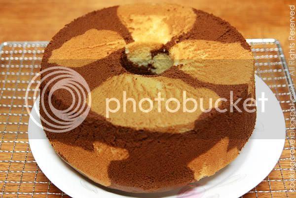 Chocolate Marble Cake1