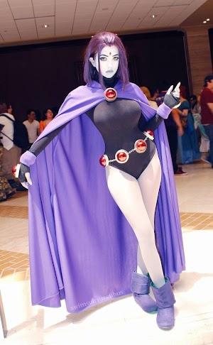 Ravena cosplay