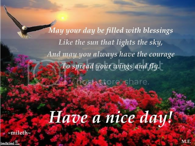 Have A Nice Day  IMAGES, GIF, ANIMATED GIF, WALLPAPER, STICKER FOR WHATSAPP & FACEBOOK