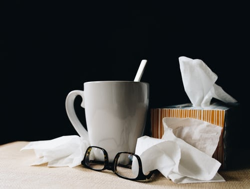 Chinese Tips: 5 Tips for Winter Without Getting Sick