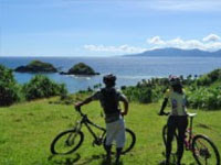 Mountain Biking in the Philippines