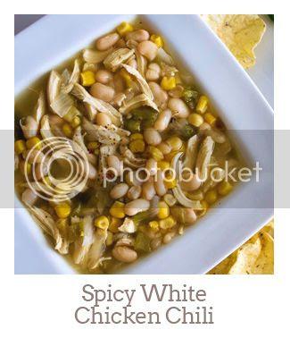 """""""Spicy White Chicken Chili"""""""