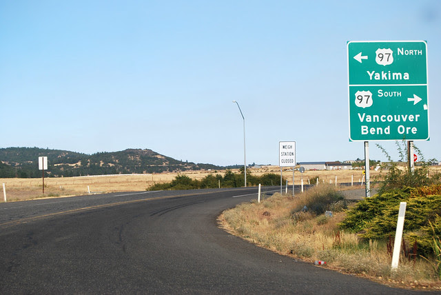 SR 142 @ US 97