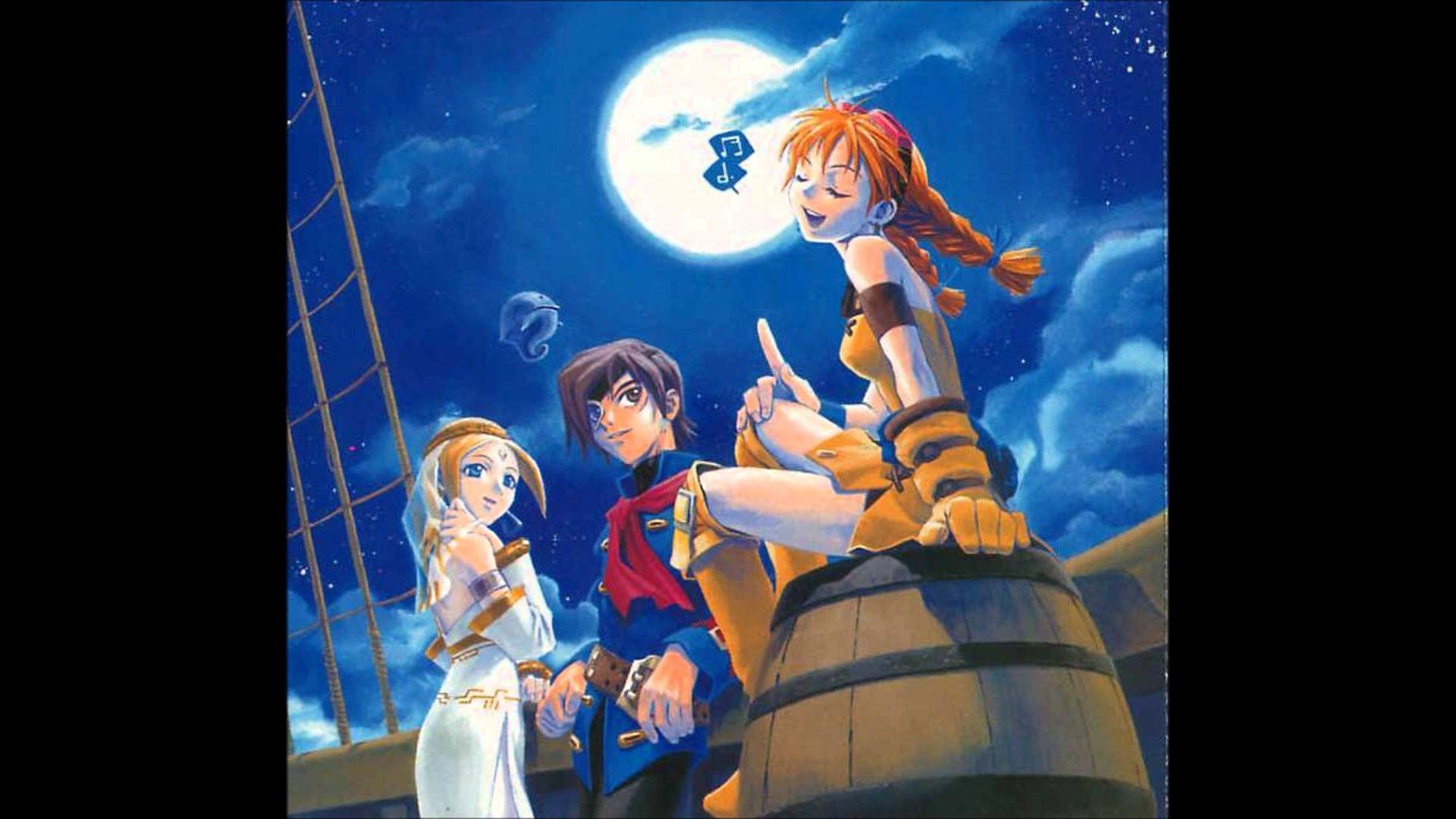 Skies Of Arcadia Wallpaper 71 Images