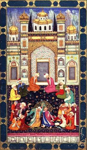 INSTITUCIONES SUFÍES- El Sufismo