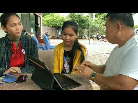 Chamroeun in Missionary in Cambodia