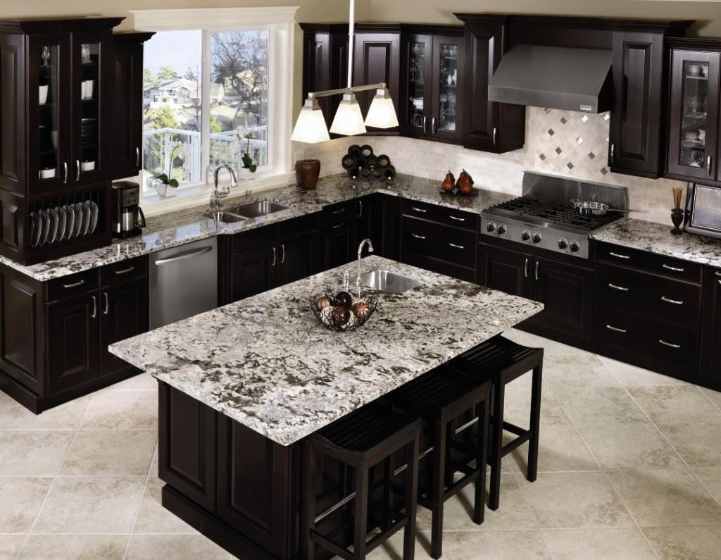 Gorgeous Inspiring Images of Granite Countertops - HomesFeed