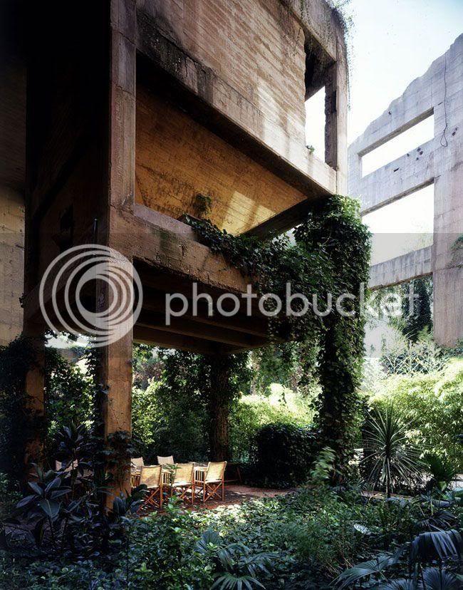 cementhome011 Bekas Kilang Simen Kini Studio Arkitek, Pejabat & Kediaman Mewah