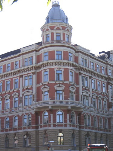Korkeavuorenkatu , Helsinki, Finland, Europe