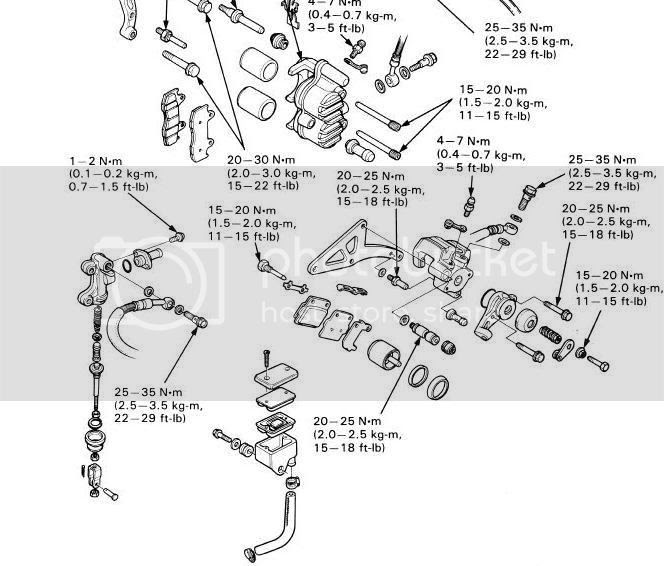 27 Brake Caliper Parts Diagram