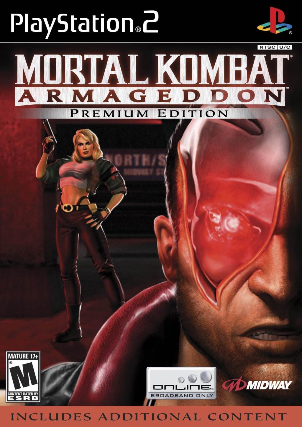 Historial MK | Mortal Kombat News