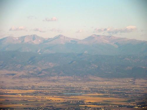 Rapid City, SD to Denver ,CO