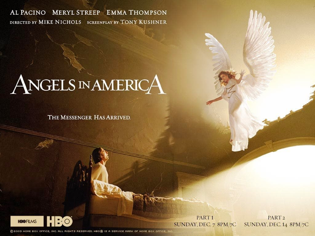 Angels In America Movie Poster