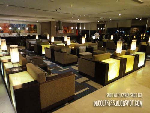garuda business class lounge