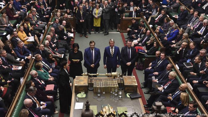 [GIST] Nigeria Under Buhari At Mercy Of Bandits, Terrorists – UK Parliament