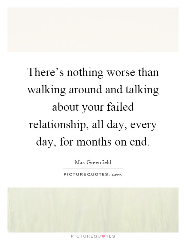 Failed Relationship Quotes Sayings Failed Relationship Picture