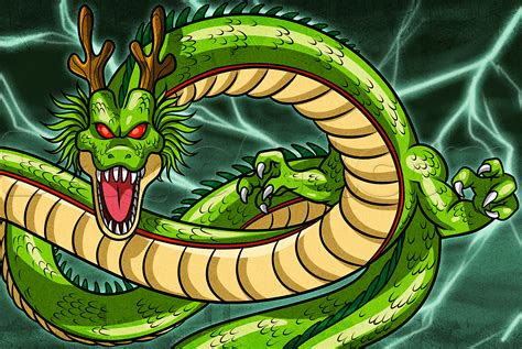 draw shenron  dragon ball  step  step