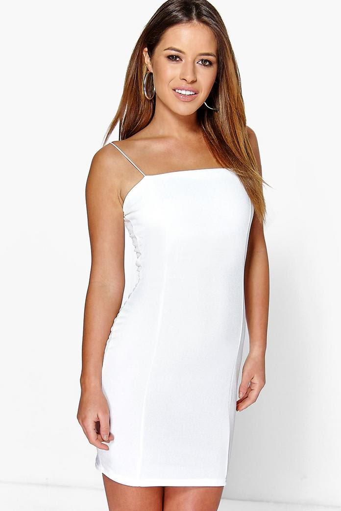 Mini bodycon dress long sleeve