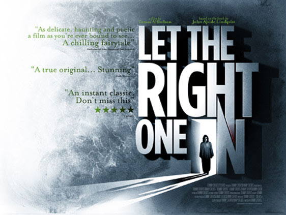 Resultado de imagem para Let The Right One In serie