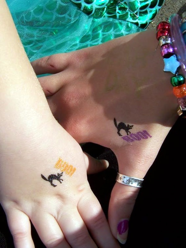 Adorable Sisters Forever Tattoo Design Ideas (18)