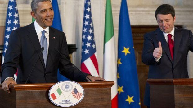Arriva la risposta del governo Renzi all'ingerenza dell'Ambasciatore Usa