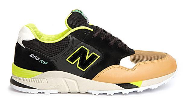 sneaker freaker new balance m850jst closer 2 Sneaker Freaker x New Balance M850JST   A Closer Look
