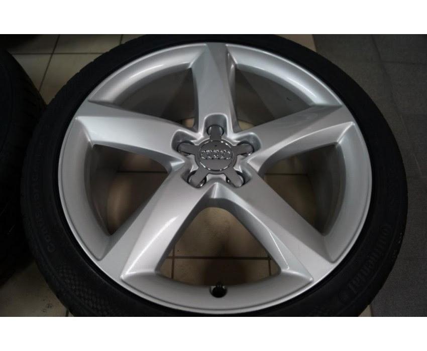 Koła Audi A4 B8 A6 C6 A5 19 Cali Opony 23540r19 Pk Serwis