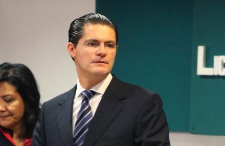 El exdirector general de Pronósticos Deportivos, Jesús Villalobos López. Foto: Benjamin Flores