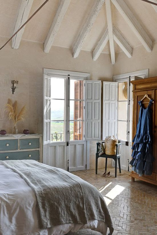 Casa La Siesta is a rural luxury boutique hotel in Andalusia, Spain