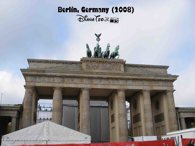 Berlin Brandenburg Tor Gate 01