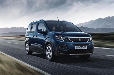 peugeot rifter mpv images  carbuyer