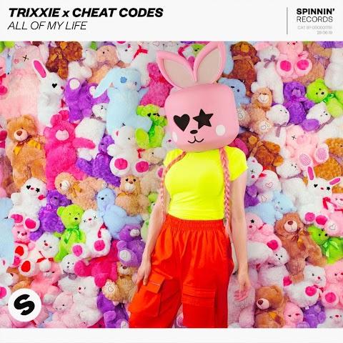 All Of My Life Lyrics Trixxie