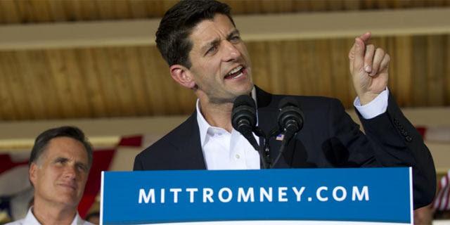 Paul Ryan, designado por Mitt Romney como candidato a la vicepresidencia de EEUU. | Afp