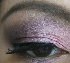 Pink And Purple Eye Look And Tutorial Using Mac Swish And