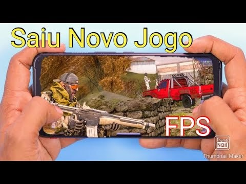 SAIU NOVO JOGO DE TIRO FPS - JOGOS NOVOS ANDROID 2020