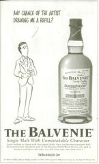 comics ad - Balvenie - NYT 06-10-06