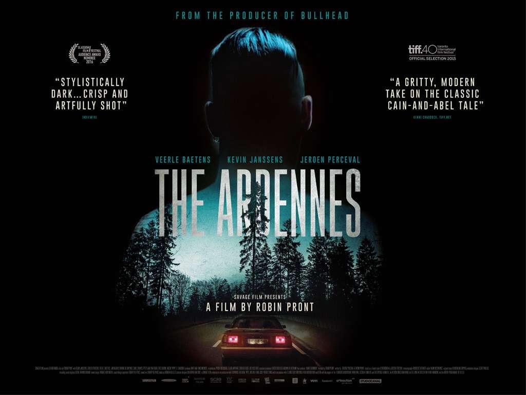 Αρδέννες (D' Ardennen) Quad Poster Πόστερ