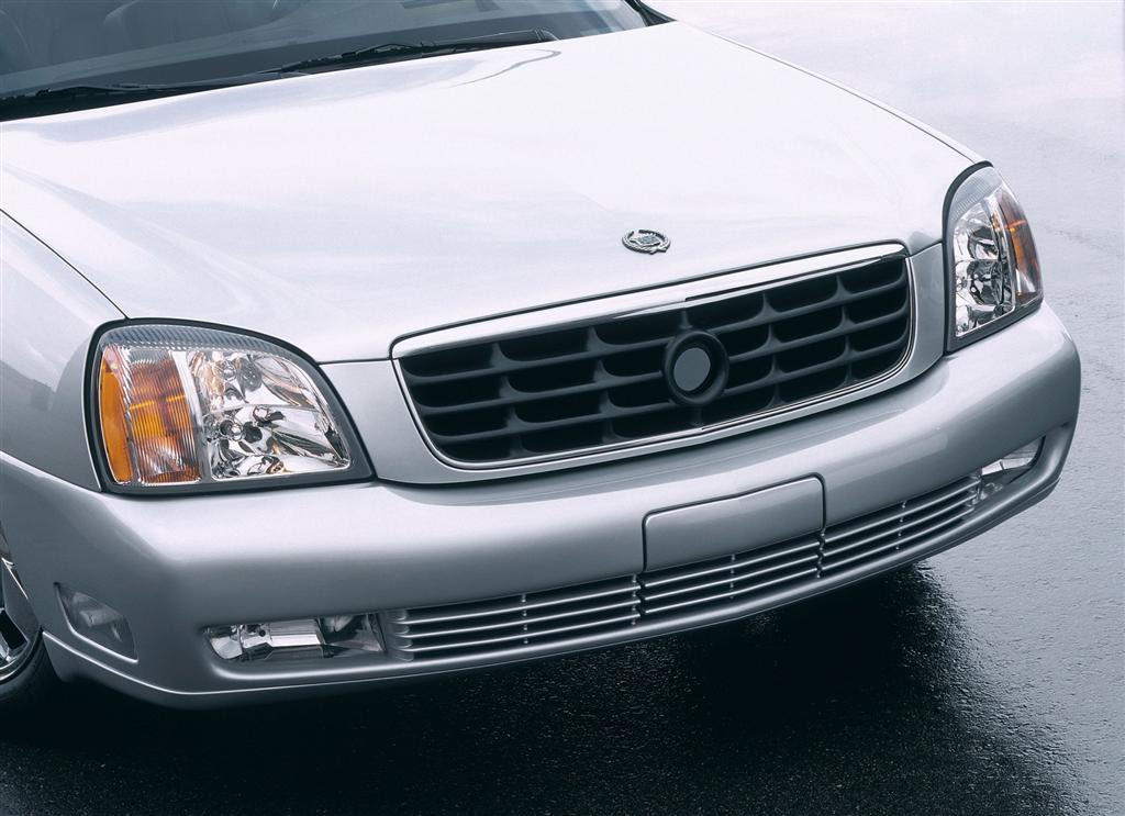 2003 Cadillac Deville Conceptcarz Com