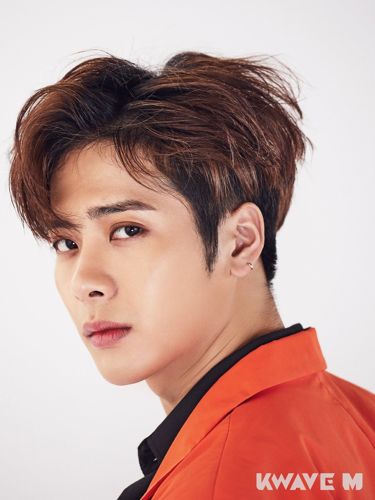 Jackson (GOT7) - Kwave Magazine March Issue '17