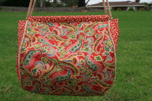 a bag for Adele