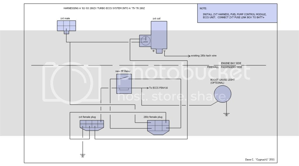 1981 280zx Injector Wiring Diagram